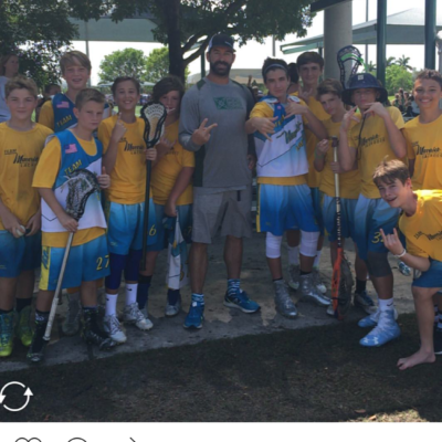 Thanks to Casey Powell for the Mavericks Shout out!